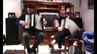 Yakety Sax - Piano Accordion