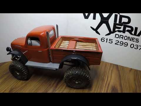 Power Wagon exhaust install and how to fix mistakes on rc body tip