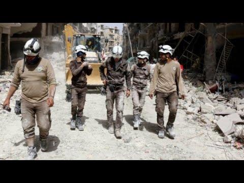 سوريا: نقل 800 عنصر من -الخوذ البيضاء- إلى الأردن عبر إسرائيل تمهيدا لتوطينهم في دول غربية  - نشر قبل 32 دقيقة