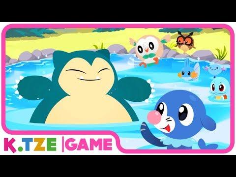 Pokemon Spielhaus 🏡 Kinder App auf Deutsch - Geschichten lesen | Teil 3.