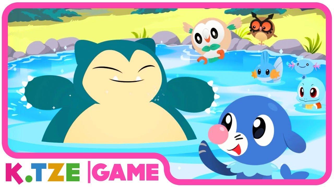 Pokemon Spielhaus Kinder App Auf Deutsch Geschichten Lesen