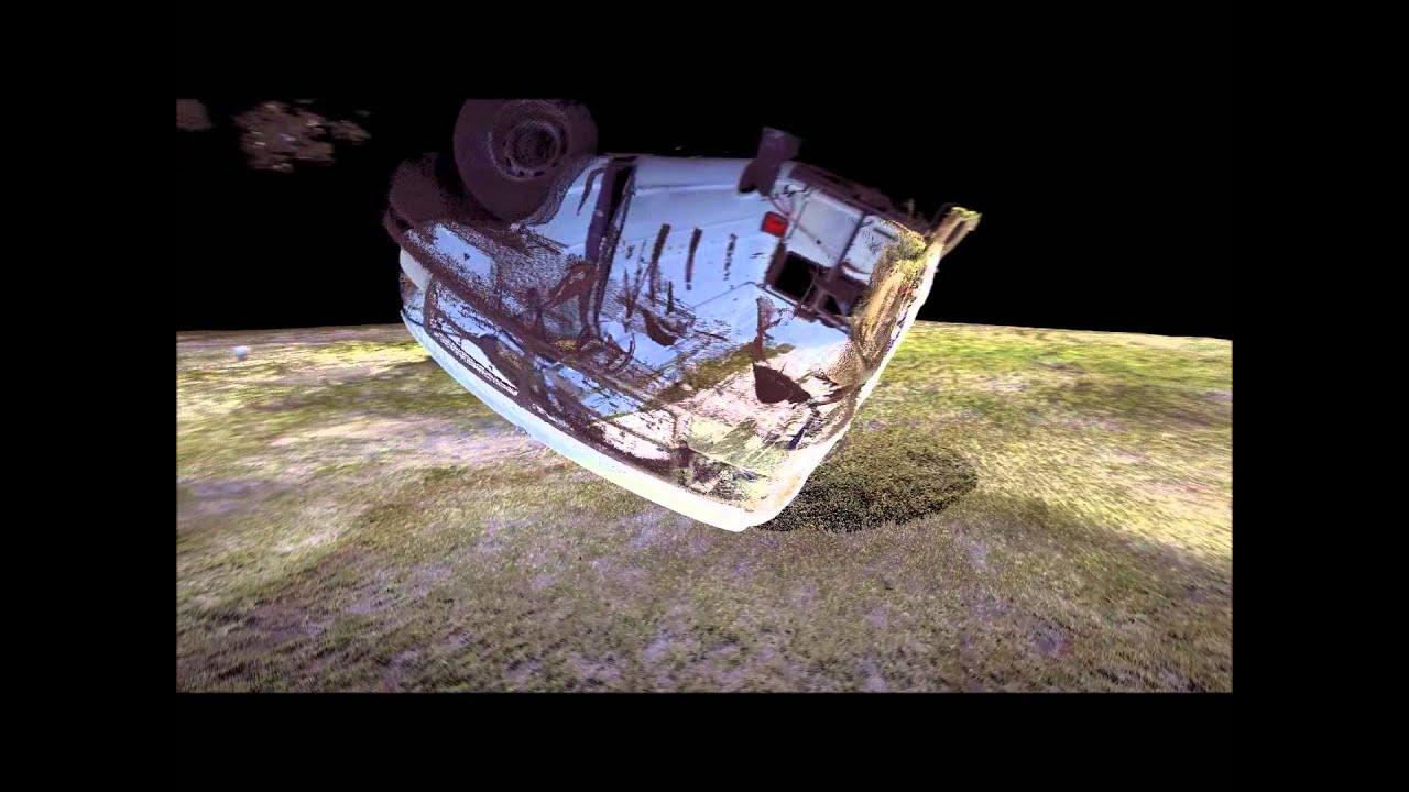FARO Accident Reconstruction Using FARO SCENE Software - YouTube
