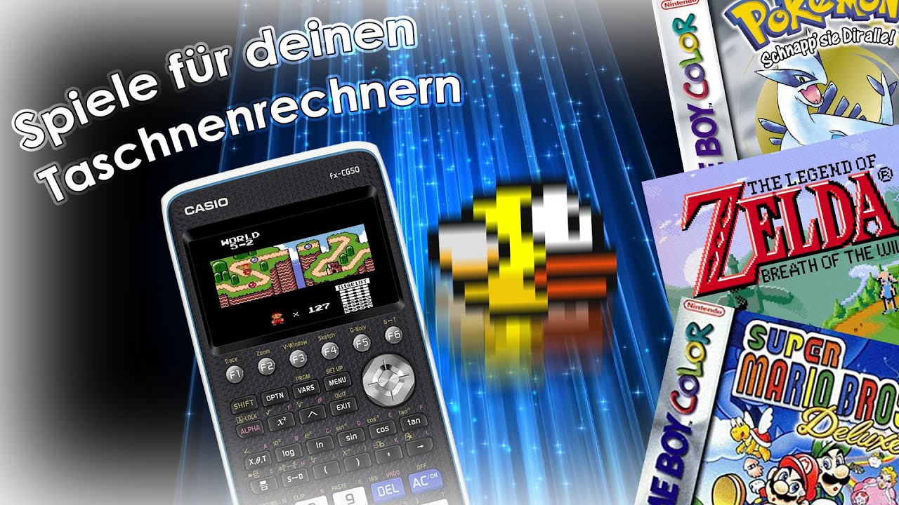 Taschenrechner Spiele