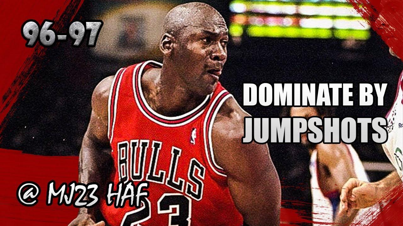 Michael Jordan Highlights Vs Mavs 1996 11 29 36pts Dominate By Shooting Jumpshots