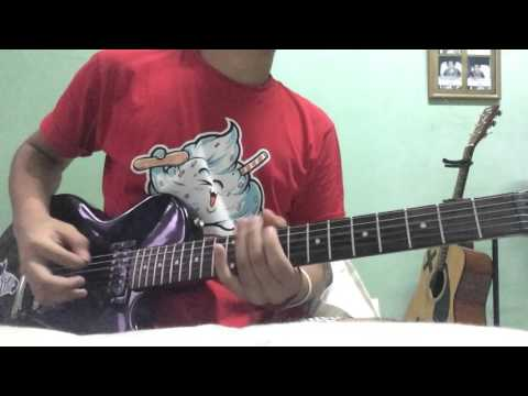 Teriak Serentak - Pee Wee Gaskins (guitar cover) #teamAyii