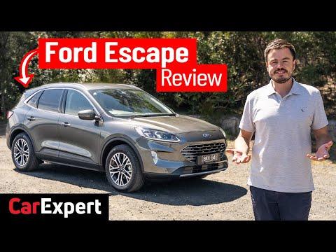 2021 Ford Escape/Kuga