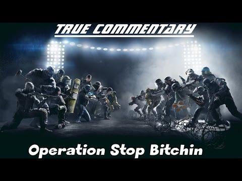 Operation Stop Bitchin