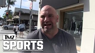 Dana White Fires Back at Demetrious Johnson After Scathing Letter | TMZ Sport