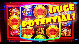 THIS GAME HAS POTENTIAL!!! * NËW SLOT SUCKED ME IN! - Las Vegas Casino New Feature Bonus Free Games