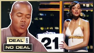Does HORSTON Deal Too Soon? 💼 | Deal or No Deal US | Season 1 Episode 15 | Full Episodes