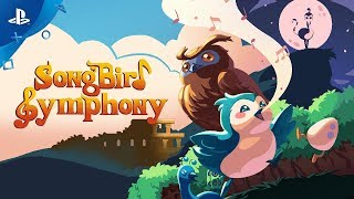 Songbird Symphony - Launch Trailer | PS4