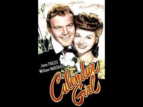 Calendar Girl (1947) / Full Movie