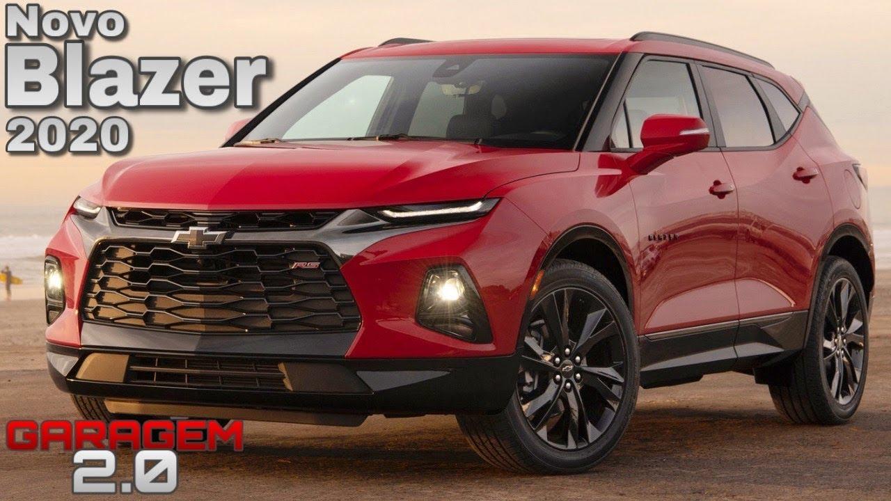 Novo Chevrolet Blazer 2020 No Brasil Garagem 2 0