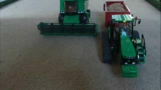 1:32 Model Farm Harvest