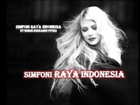 Simfoni Raya Indonesia - Video Lirik Mp3
