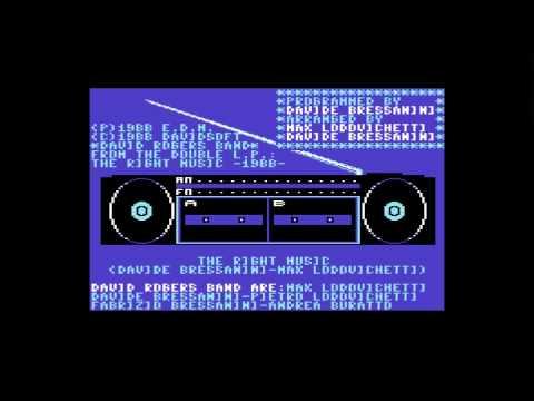 C128: The Right Music (D.Bressanini/M.Lodovichetti) Digital Sound Trackers