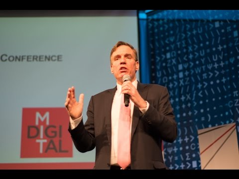 Plenary Keynote Presentation – Senator Mark Warner