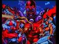 X Men Children Of The Atom On MAME