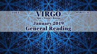 VIRGO | Adjusting The Moral Compass! Jan 2019 Love, Spiritual, & General Tarot Reading