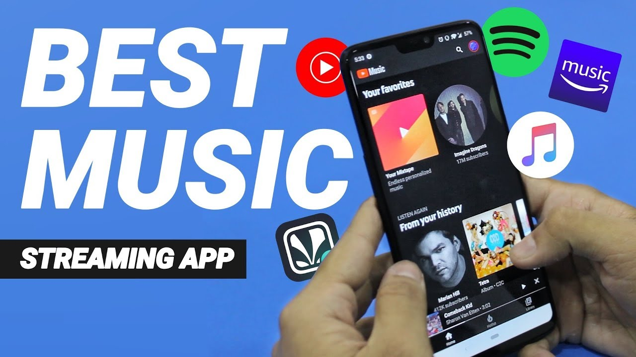 Best Music Streaming Service in India | Spotify vs Youtube vs Jio Saavn vs  Apple vs Amazon music