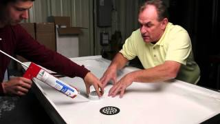 Image Result For Sioux Chief Shower Drain Installation