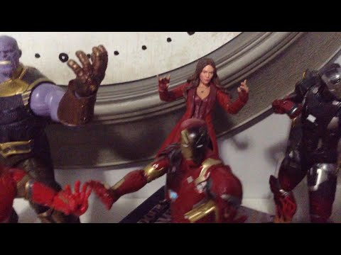 Download How To Build A Marvel Legends Collection Featuring