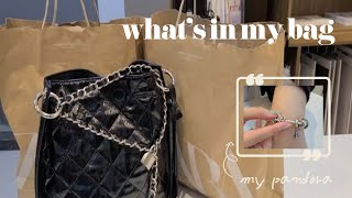Engl) what's in my bag  | Zara…
