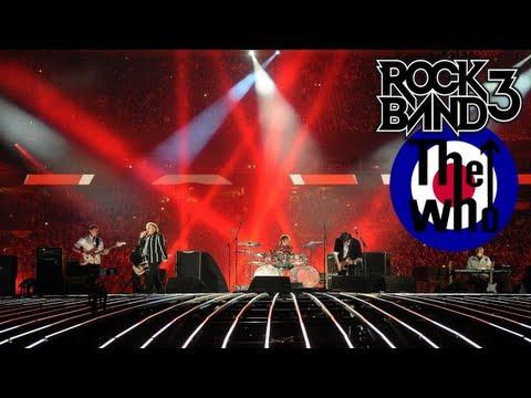 Rock Band 3: The Who Super Bowl XLIV Halftime Show (Full Band 5GS* Expert)