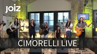 Cimorelli - Fall Back (Live at joiz)