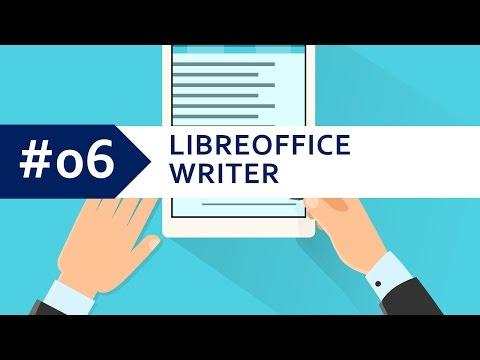 WRITER AULA 06 - LETRA CAPITULAR