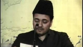 Urdu Mehfil-e-Sukhan, Khuddam-ul-Ahmadiyya Canada 2007 - Islam Ahmadiyya