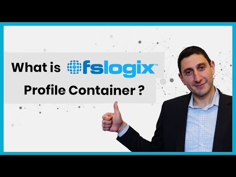 What is FSLogix Profile Container? thumbnail