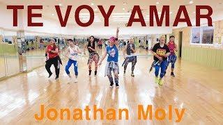 ZUMBA | Jonathan Moly - TE VOY AMAR (Salsa) | @Mellisa Choreography | Team ignis | Zumbarella