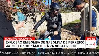 Jovens de Ferreiró Tele rural 2017 - Gasolineira