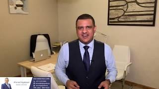المختصر في العقارات مع احمد عقباوي: الاقامة على العقار في دبي