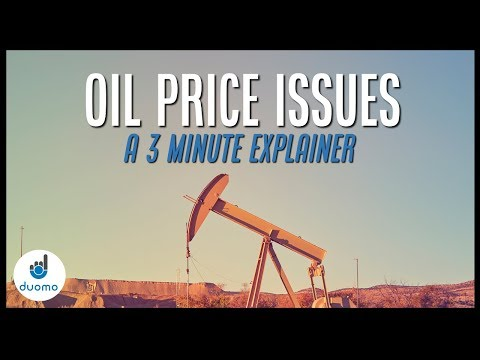 What's Causing the Fall in Oil Prices? | Explained in 3 Mins