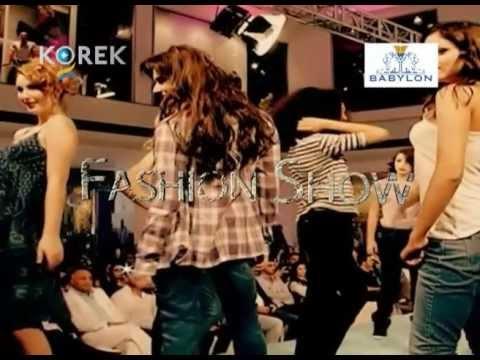 International Fashion Show in Family Mall - Erbil - Kurdistan / Produced By: Babylon Media