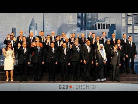 Margolis argues in support of G20 austerity policy