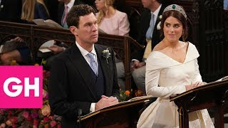 Download Video Body Language Experts Analyze Princess Eugenie and Jack Brooksbank's Wedding   GH MP3 3GP MP4