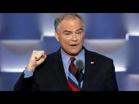 Tim Kaine defends Hillary Clinton on emails