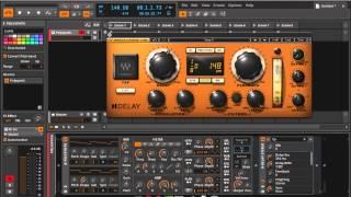 Bitwig Studio - общий обзор музыкальной программы на русском