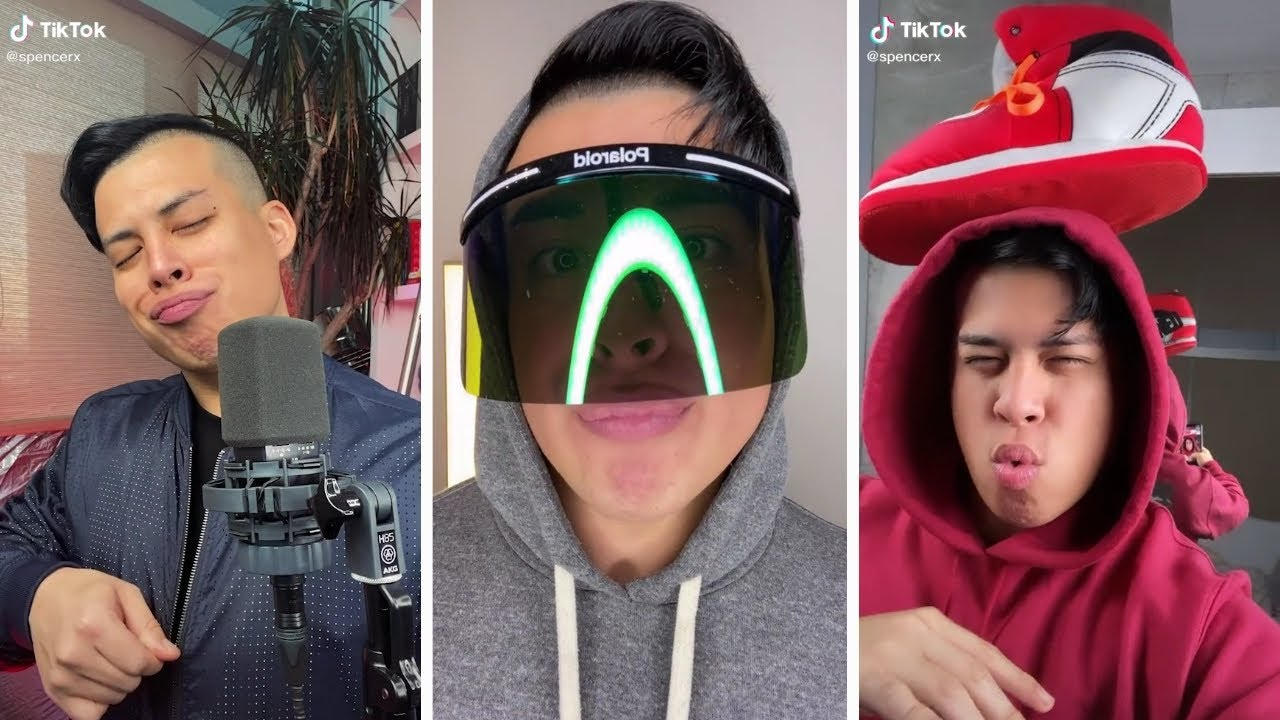 Spencer X Tik Tok BeatBox Challenge (W/Titles) Funny BestBoxing of Spencer X 2021