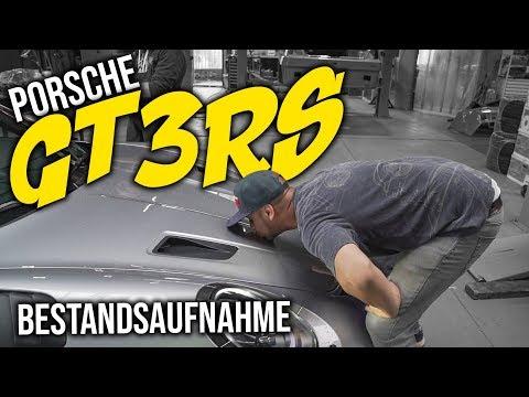 JP Performance - Porsche GT3 RS Bestandsaufnahme!
