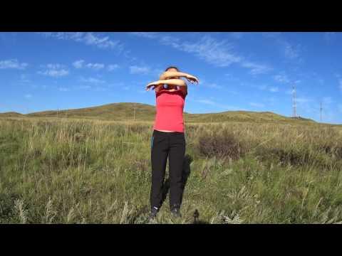 Дыхательная гимнастика Стрельниковой. Упражнение помогающее моментально разогреть певческий аппарат.