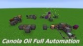 Minecraft 1 12 1 Industrial Foregoing Plastic Production - YouTube