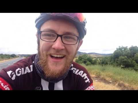 Cycle Touring Australia | Canberra Cooma