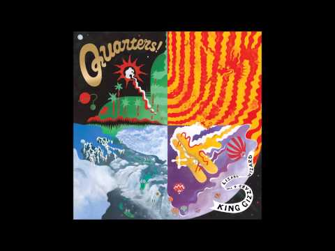 King Gizzard & The Lizard Wizard - Quarters! (Full Album)