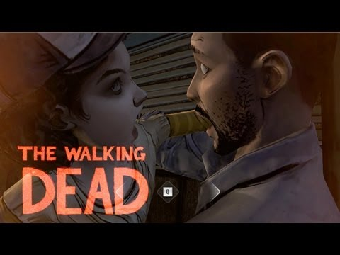 ESCAPING! - The Walking Dead - Episode 3 - Part 2