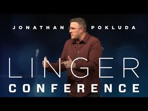 Jonathan Pokluda at Linger 2018
