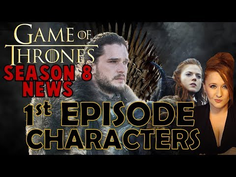 Shocking Characters Return: Game of Thrones Season 8